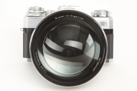 Carl Zeiss Super Q Gigantar 40mm f/0.33