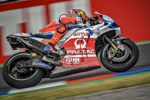 ¡Descomunal! Jack Miller cabalga con slicks sobre mojado para lograr su primera pole de MotoGP