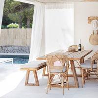 Puertas abiertas: una casa de la playa en Puerto Pollensa, para empezar a soñar con las próximas vacaciones
