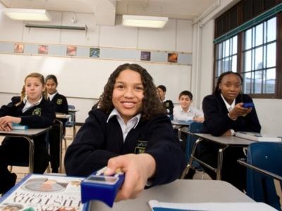 Smart Response PE, mandos a distancia para contestar en clase