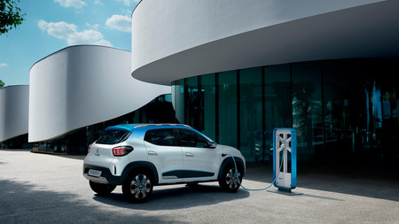 Renault K-ZE, un suv eléctrico para China