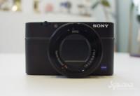 Sony RX100 III, toma de contacto