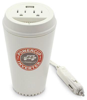 Transformador para coche con forma de café