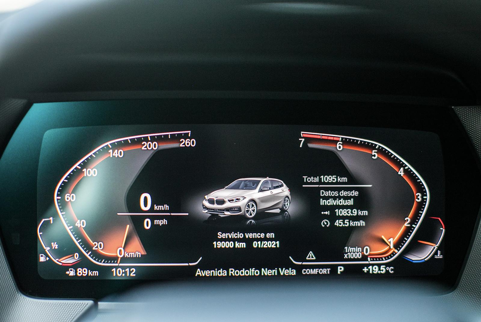 Foto de BMW 118i M Sport (lanzamiento) (20/23)