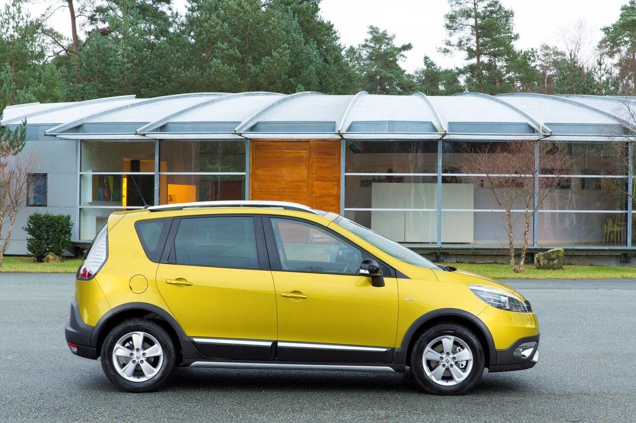 Foto de Renault Scénic XMOD (10/16)