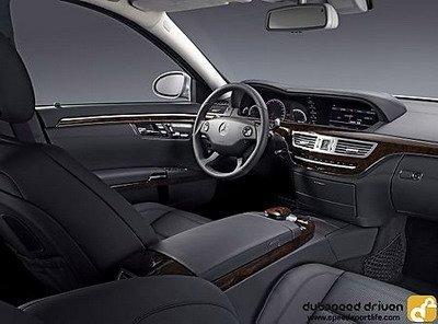 Mercedes Benz S65
