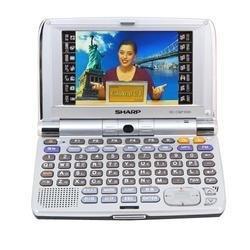 Sharp RD-CMP1000, otro diccionario con algo más