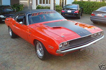 1970 Dodge Challenger R/T 2 Fast 2 Furious