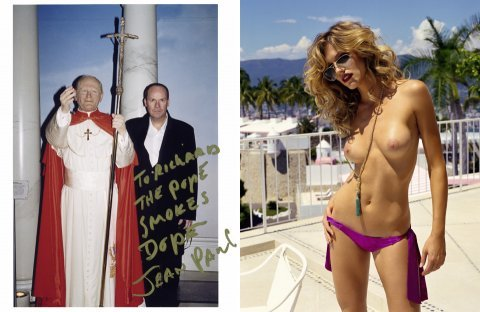 Pamela Anderson, Brooke Shields, Heidi Klum o Penélope Cruz: Las chicas de Sante D'Orazio