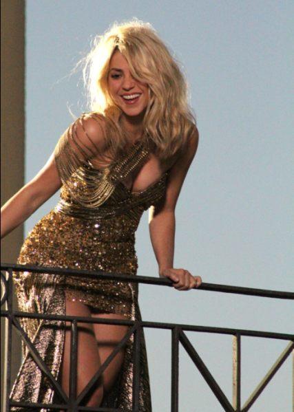 Shakira y Pitbull cumplen su promesa de tortura y sacan vídeo para 'Get It Started'