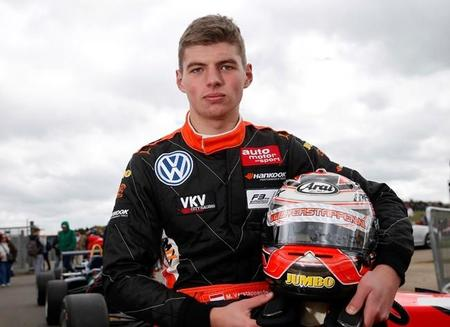 """Jos Verstappen: """"es bueno que Helmut Marko se interese en Max"""""""