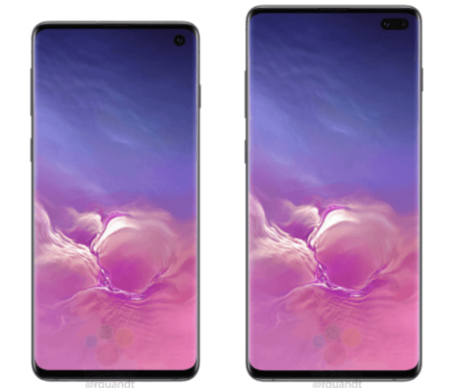 Samsung Galaxy S10 y S10 Plus