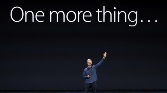 One more thing... Apple estrena su 'plan renove', la importancia de un buen cable en tus periféricos y iPhone de cristal en 2017