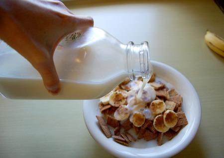 Cereales con leche para recuperar tras el esfuerzo
