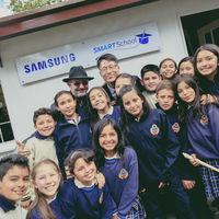 Samsung Colombia inauguró un nuevo Smart School en alianza con la Universidad Pedagógica Nacional