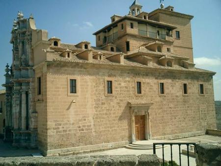 Castillo Santuario De La Vera Cruz, Caravaca De La Cruz