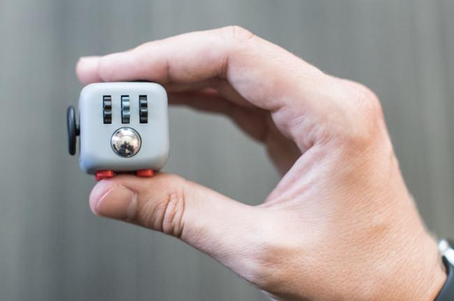 Fidget Cube Kickstarter 2