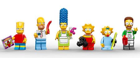 También habrá Minifiguras LEGO de 'Los Simpsons'