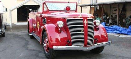 1941 American LaFrance Fire Truck