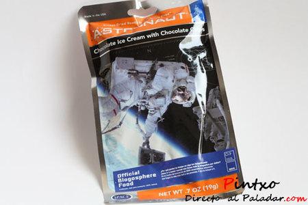 Comida de astronauta, cómo funciona una liofilizadora