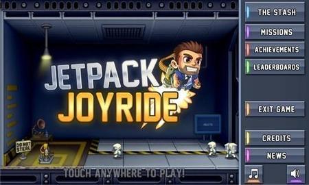Jetpack JoyRide, ya disponible para Windows Phone 8