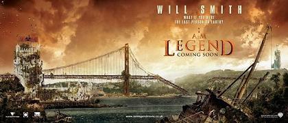 soy leyenda poster 2