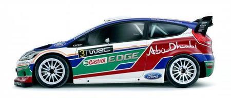 Ford vuelve al plan inicial tras el accidente durante los test