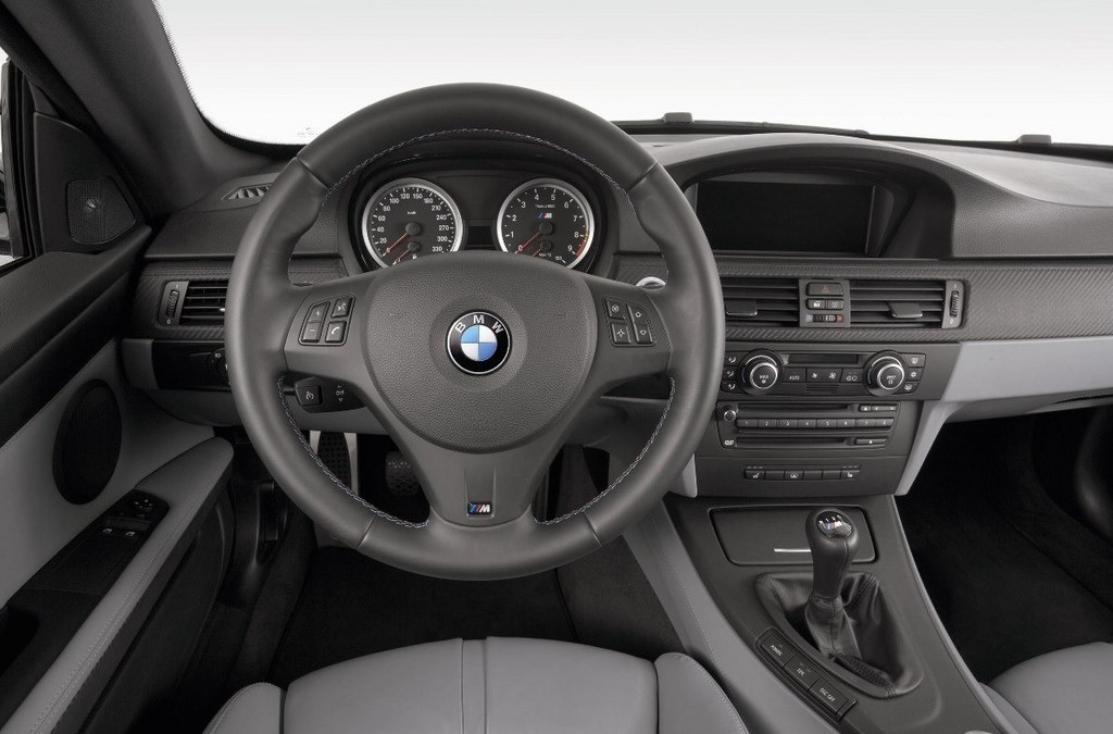 Foto de BMW M3 Coupé (28/38)