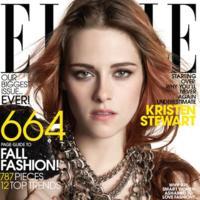 Kristen Stewart se encadena al collar de Chanel para Elle. Que no se ponga de moda...