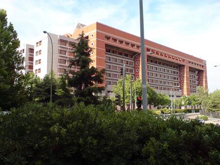 Sede IBM Madrid