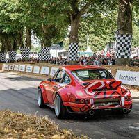Así suena el impresionante Porsche 911 DLS de Singer, con motor Williams de 507 CV y refrigerado por aire