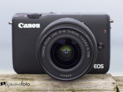 Canon EOS M10, analizamos esta nueva sin espejo ligera, táctil y asequible