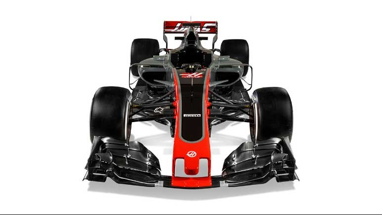Foto de Haas-Ferrari VF-17 (1/4)