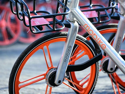 Mobike, desde China llega a Ciudad de México otra plataforma de bicicleta compartida