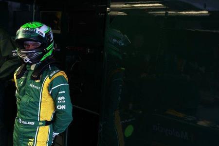 Heikki Kovalainen tampoco se preocupa por su futuro