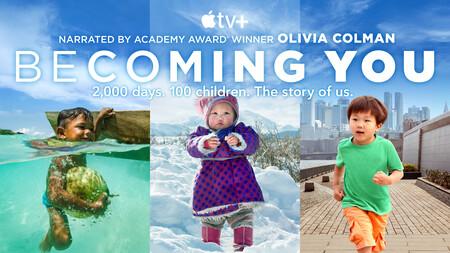Becoming You: la historia de nuestro desarrollo en el documental más adorable de Apple TV+
