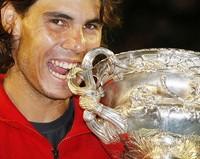 Rafa Nadal gana el Open de Australia