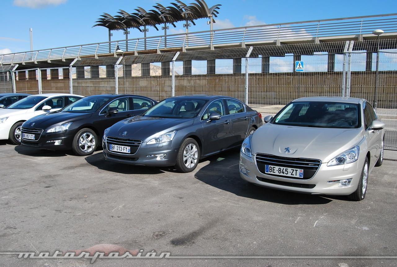 Foto de Peugeot 508 y 508 SW (presentación) (38/118)