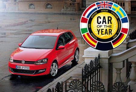 Volkswagen Polo, Coche del Año en Europa 2010