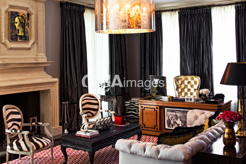 Foto de La casa de Christina Aguilera (23/26)