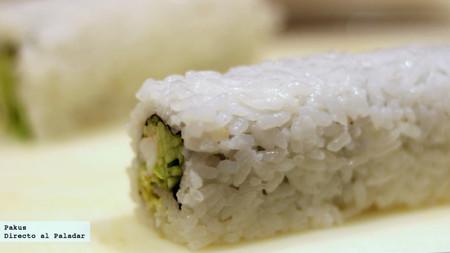 Cómo preparar el arroz para hacer sushi casero