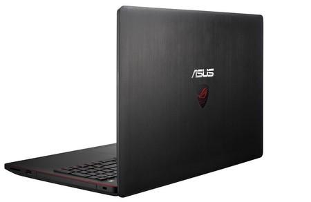 """ASUS anuncia portátil ROG G550JK de 15.6"""", destaca por su diseño ultra-portable"""