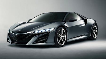 El Honda NSX ya tiene compradores... y aún no lo fabrican