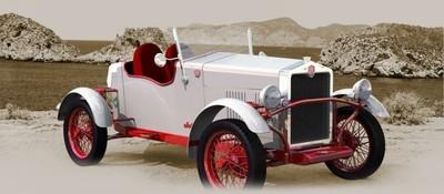 Loryc eléctrico, un coche estilo clásico años 20 enchufable. Regreso a Motorpasión Futuro