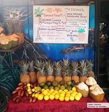 Un paseo culinario por Hawái
