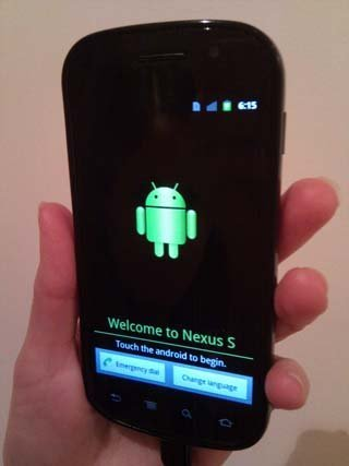 Start Screen Android