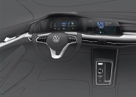 Volkswagen Golf 2020 Espia 3