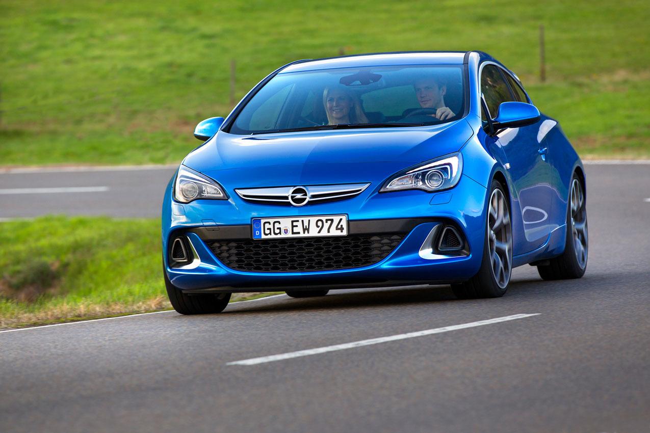 Foto de Opel Astra OPC (22/46)