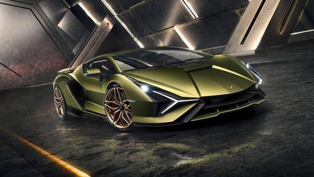 Lamborghini Sian 14