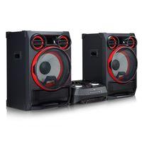 LG XBoom CK99, con 5000W de potencia y función Karaoke, con 100 euros de descuento en MiElectro
